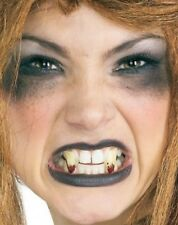 Vampire / Dracula Fangs with Blood. Best Price