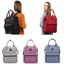 22.3L Baby Diaper Backpack Travel Nappy Changing Tote Bag for Mom Dad Outing Bag
