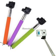 Monopod Extendable Hand Held Camera DV Camcorder Video Holder Self Photo C1MY