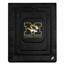 Missouri Tigers Locker Room Quilted Bed Comforter