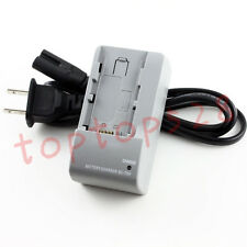 BC-TRP Battery Charger for SONY NP-FH50 FH60 FH70 FH100 FV50 FV70 FV100 FP50 90