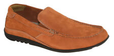 Rockport Men's Cape Noble Slip On Loafers Orange K52250
