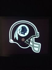 Redskins LED Shirt NFL Sound-Activated Lights Up LED T-Shirt ALL SIZES Wireless