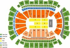 2 Floor Tickets Row 18 Ed Sheeran Houston Toyota Center -- Flash Seats