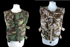 Original British army surplus flak vest / armour carrier GRADE 1 condition