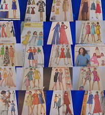 U PICK SEWING PATTERNS MORE THAN PICS VINTAGE BOHO RETRO MODERN MORE
