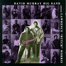 DAVID MURRAY (SAX/BASS CLARINET) - Big Band Conducted By Butch ** Brand New **