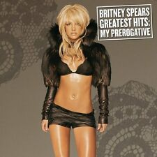 BRITNEY SPEARS - Greatest Hits: My Prerogative - CD ** Brand New **