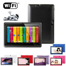 7 inch HD Unlocked Tablet PC 512MB+8GB Wi-Fi Quad Core Google Android 4.4 Tablet