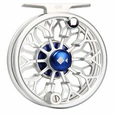 3/4 5/6 7/8WT Fly Reel Large Arbor 6061 Aluminum CNC Machined Fly Fishing Reel