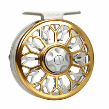 3/4 5/6 7/8WT Fly Reel 6061 Aluminum CNC Machined Large Arbor Fly Fishing Reel