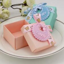 25pcs Kids Birthday Baby Shower Boxes Cute Sweet Candy Gift Cases Party Favors
