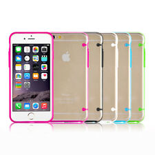 iPhone 6s & 6 Silicone Case & Screen Protector - 6 & 6s 4.7 inch - USA - NEW