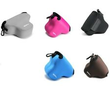 Neoprene Soft Camera case Protect bag for Olympus E-PL7 EPL7 E-PL6 14-42mm Lens