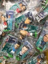 CORINTHIAN PROSTARS FAN FAVOURITES FOOTBALL FIGURES ..VARIOUS PLAYERS AND TEAMS