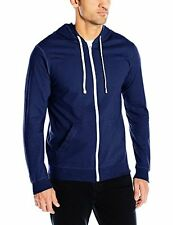 Fruit of the Loom Men's Jersey Full-Zip Hoodie - Choose SZ/Color