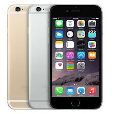 Apple iPhone 6 - 64GB (GSM Unlocked) Smartphone - Gold Silver Gray W88