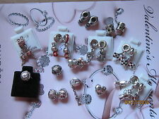 "Authentic Pandora Sterling Silver  ""Pick Your Choice"" Charms - $29.99 EA"