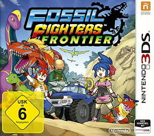Fossil Fighters Frontier - Nintendo 3DS - deutsch - Neu / OVP