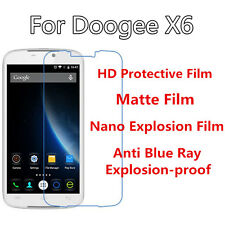 3pcs For Doogee X6 Protect Eye Anti Blue Ray,Anti Explosion Screen Film