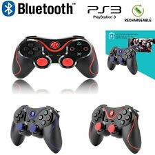 Wireless Bluetooth PS3 Game USB Remote Controller Joystick Gamepad For Sony UK
