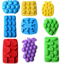 Ice Cube Tray Mold Bar Ice Cube Chocolate Cake Soap Mould DIY Jello Candy New