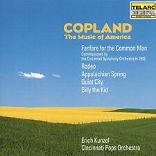 PHILIP COLLINS - Copland: The Music of America - CD ** Brand New **