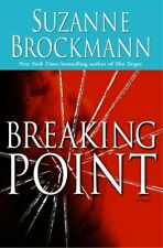 SUZANNE BROCKMANN - Breaking Point (Troubleshooters, Book ** Like New - Mint **