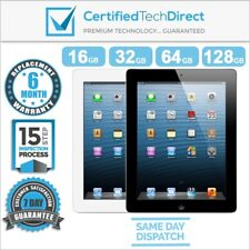 Apple iPad 4 16GB 32GB 64GB 128GB Refurbished Satisfaction Guaranteed