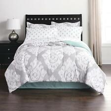 Complete Bed Set Twin Full Queen King Size Comforter Sheets Bedding Pillow Shams
