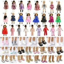 Stylish Dress up Clothes for 18'' American Girl Our Generation My Life Doll ACCS