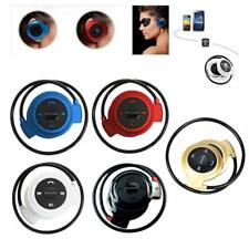 Bluetooth Wireless Headset Stereo Headphone Sport Earphone Handfree for iPhone