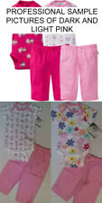 Baby Girls Assorted Fashion Onesie and Pants Cotton Set NB 0-3 3-6 6-9 12 Month