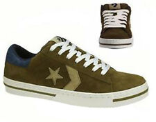 ConveCONVERSE ALL STAR TRAINERS SNEAKERS OLIVE VOLITANT OX TRAINERS SIZE UK 5.5