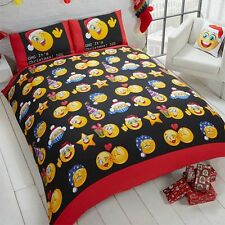 Christmas Icons Reversible Duvet Cover and Pillow Case Set