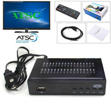 "Terrestrial ATSC QAM unscrambled ""Clear"" digital HDTV TV tuner Cable Receiver"
