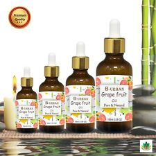 GRAPEFRUIT OIL100% NATURAL PURE UNDILUTED UNCUT ESSENTIAL OIL 10ML TO 1000ML