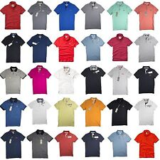Nwt Hollister By Abercrombie Men's Polo Shirt T Shirt