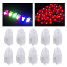 10 PCS LED Balloons Light Paper Lanterns Bulb Wedding Party Decoration Ball Lamp