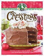 GOOSEBERRY PATCH - Gooseberry Patch Christmas Book 13: Recipes, ** Brand New **