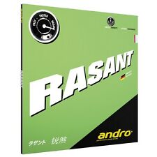 Andro Rasant Table Tennis Rubber (Clearance Sale)