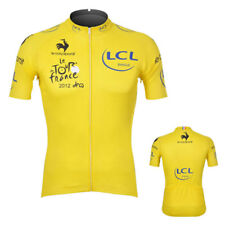 Casual Mens Bike Club Cycling Garments Riding Jerseys Shirt Short Sleeve Maillot