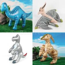 Inflatable Blow-up Dinosaurs PVC Toy Kids Beach Pool Water Toy Party Favor Gift