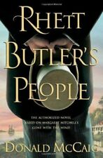DONALD MCCAIG - Rhett Butler's People - HARDCOVER ** Very Good Condition **