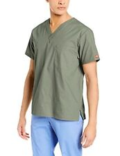 Dickies Men's EDS Signature Unisex V-Neck Scrub Top - Choose SZ/Color
