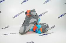 Nike Air Jordan VII 7 GS BG Barcelona Days 304774-016 US 5.5Y 7Y Grey Turquoise