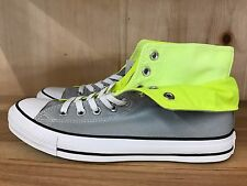 CONVERSE CHUCK TAYLOR CT TWO FOLD HIGH MIRAGE GRAY SZ 5-8  136624C