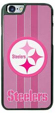 Pink Pittsburgh Steelers Tread Phone Case Cover for iPhone 7 6 Samsung s7 LG HTC