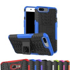 Shockproof Kickstand Rugged Armor Hard Case Cover For HTC Desire 728 820 825 A9