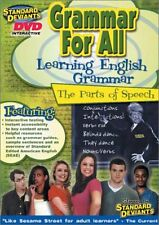 Standard Deviants: Grammar For All - Learning English Grammar - The Parts Of NEW